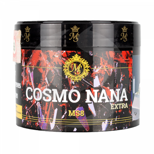 Magic Smoke Tobacco 200g - MS8 Cosmo Nana
