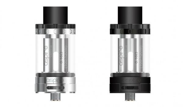 Aspire Cleito 120 4ml - Schwarz
