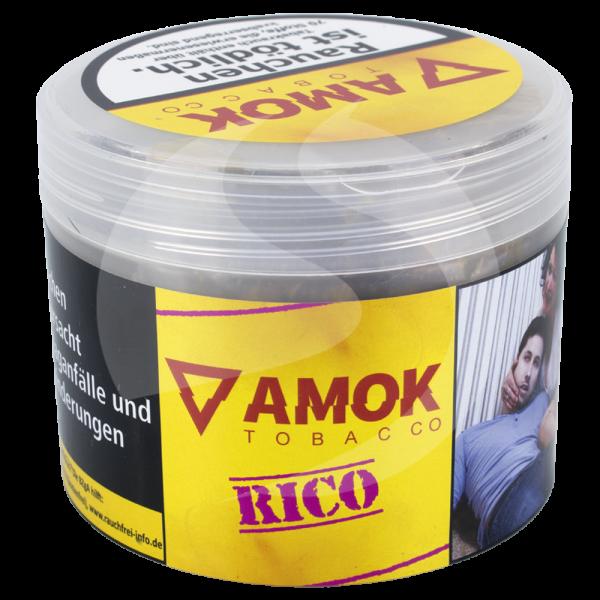 Amok Tobacco 200g - Rico