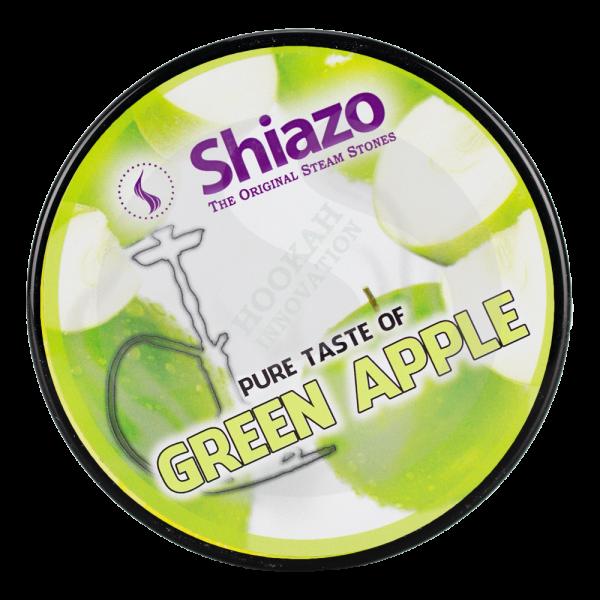 Shiazo Dampfsteine 100g - Green Apple