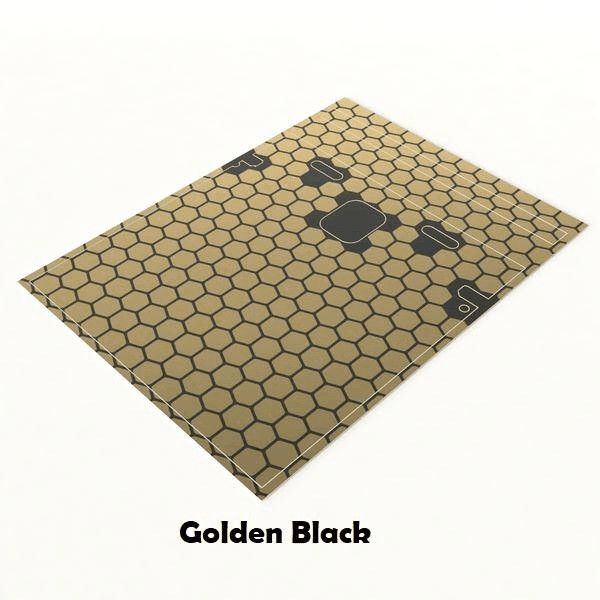 LYNDEN VOX Skins Stylingfolien - Black Gold