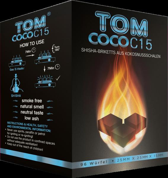 Tom Coco C15 Blau 1 kg