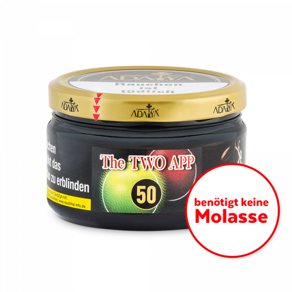 Adalya Tabak 200g Dose - The Two App (50)