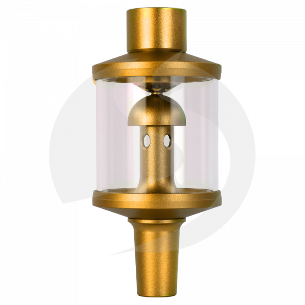 Smokah Molassefänger Alu 18/8 - Gold
