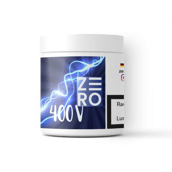Zero Tabakersatz Nikotinfrei 200g - 400 Volt