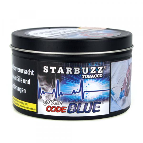 Starbuzz Tabak 200g - Code Blue
