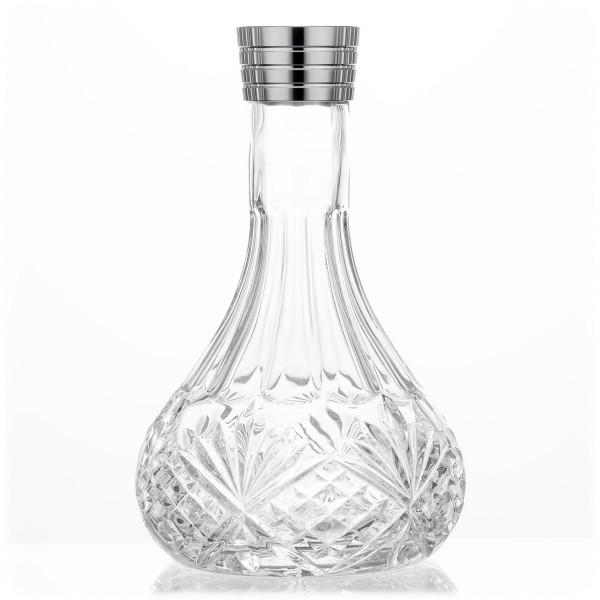 """Aladin Ersatzglas MVP 470 """"Flower"""" clear"""