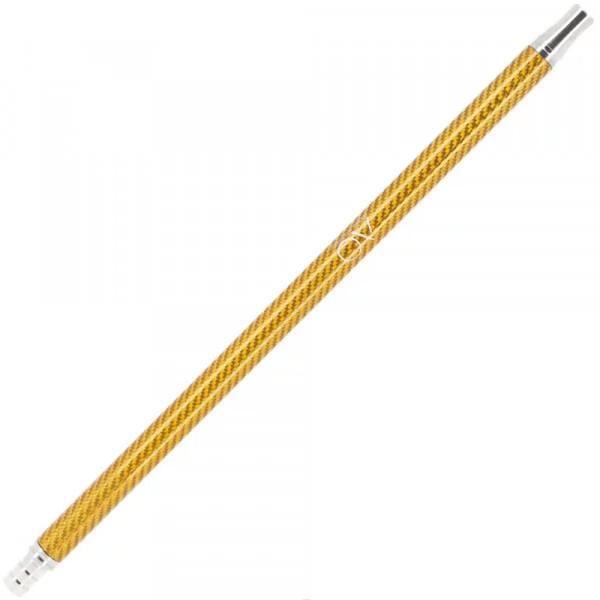 AO Carbon Mundstück Edelstahl V2A - Gold