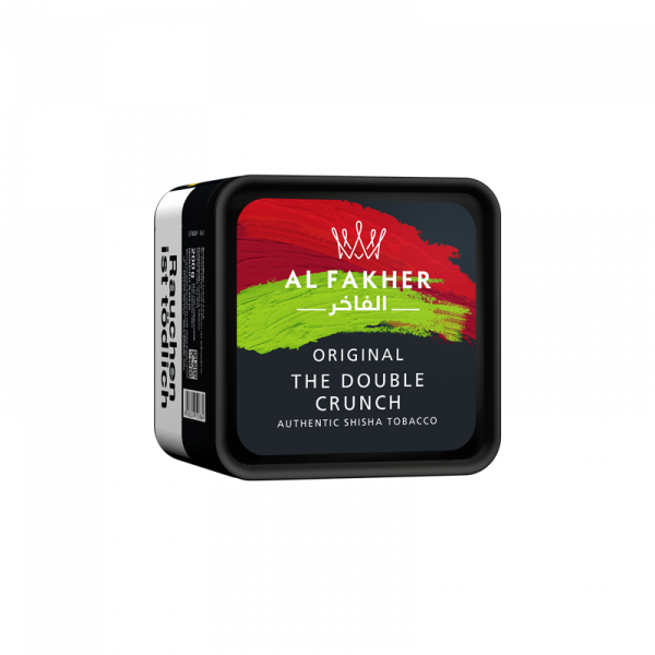 Al Fakher Tobacco 1kg - The Double Crunch