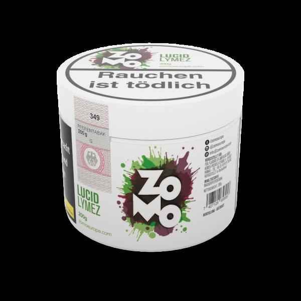 Zomo Tobacco 200g - Lucid Lymez