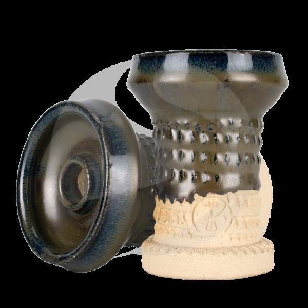 HispaCachimba Tabakkopf Highfire Neo - Metallic