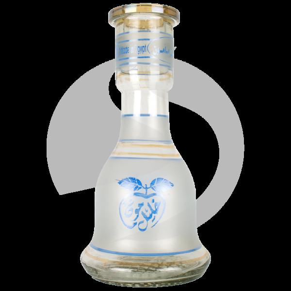 Khalil Mamoon Ersatzglas Classic - Blau Frosted