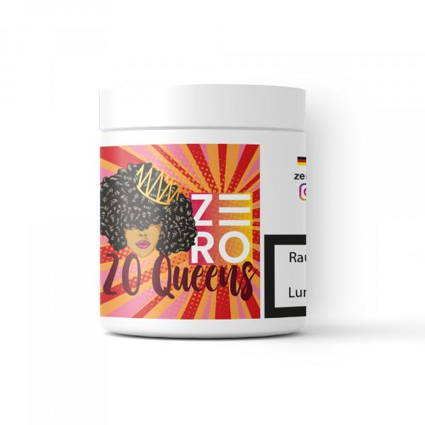 Zero Tabakersatz Nikotinfrei 200g - 20 Queens