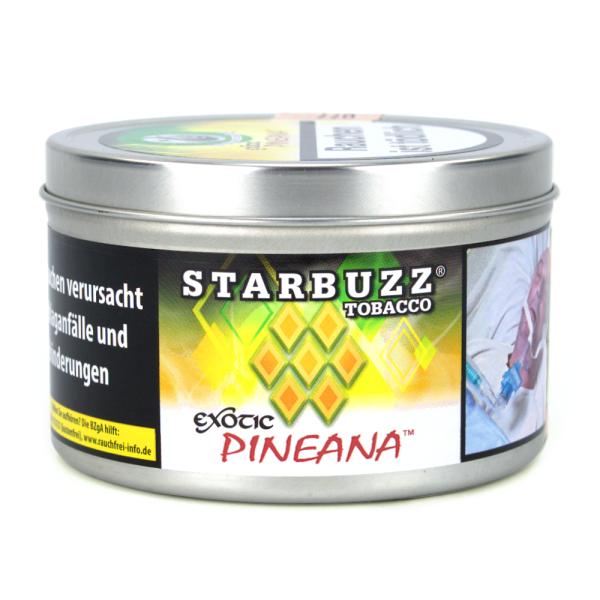 Starbuzz Tabak 200g - Pineana