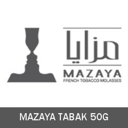 Mazaya Tabak 50g