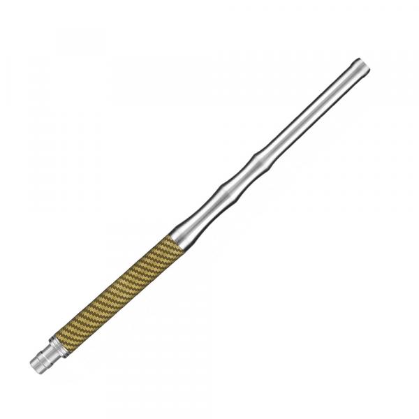 Caesar Alu Carbon Mundstück 29cm - Gold