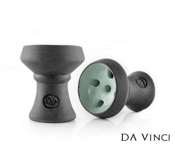 Da Vinci - Steinkopf 2.0 Black/Turquise