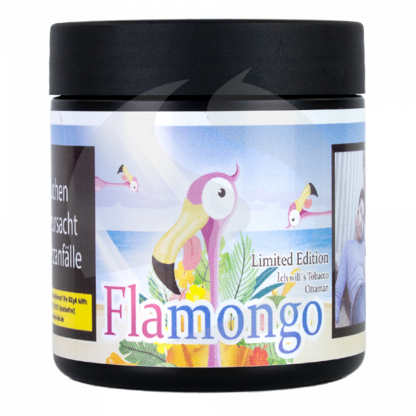 Ottaman Limited Edition 50g - Flamongo