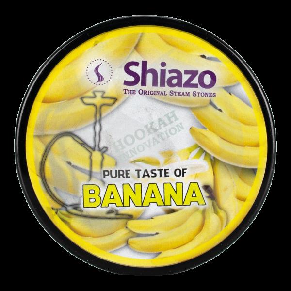 Shiazo Dampfsteine 100g - Banana