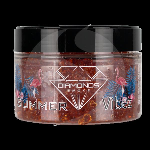 Diamonds Smoke Dampfsteine 250g - Summer Vibez