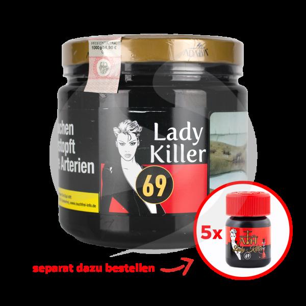 Adalya Tabak 1kg Dose - Lady Killer (69)