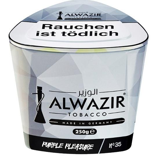 Al Wazir Tobacco 250g - No. 35 Purple Pleasure