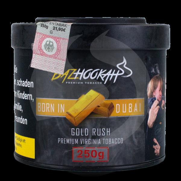 Bazhookah Premium Tobacco 250g - Gold Rush