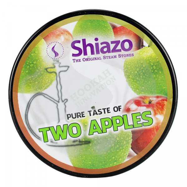 Shiazo Dampfsteine 100g - Two Apples