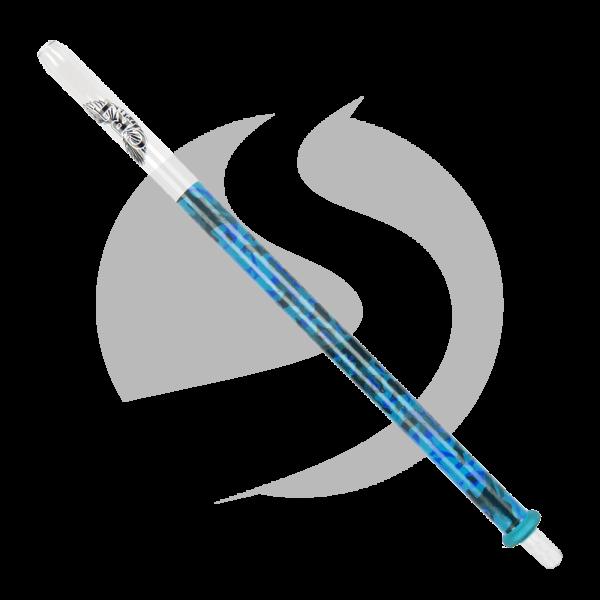 CRT Glasmundstück Straight – Camoutight Blue