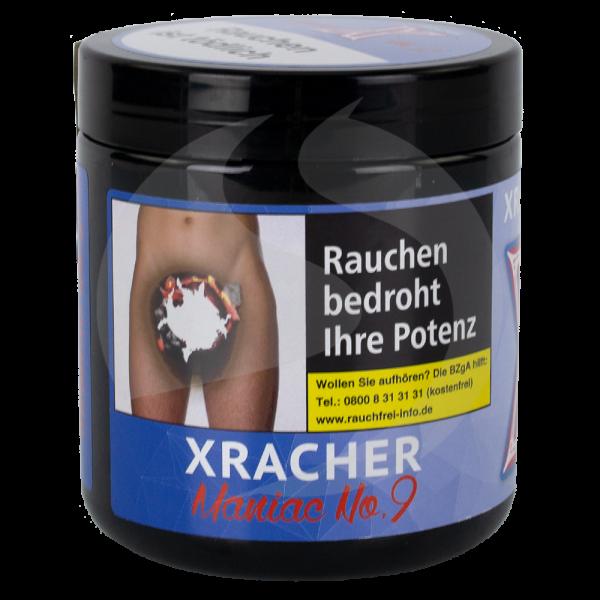 Xracher Tobacco 200g - Maniac No.9