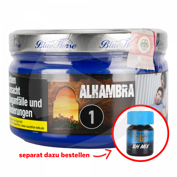 Blue Horse Tobacco 200g - Alhambra (1)