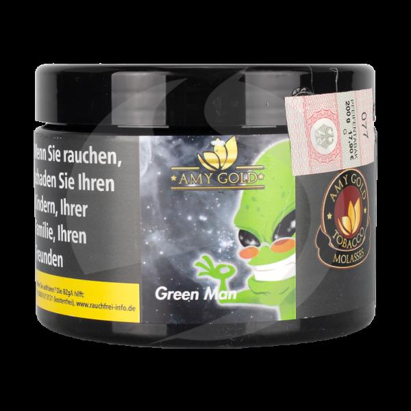 Amy Gold Tobacco 200g - Green Man