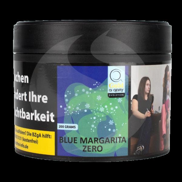 Al Ajamy Tabak 200g - Blue Margarita Zero
