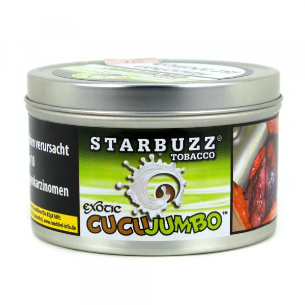 Starbuzz Tabak 200g - Cucujumbo
