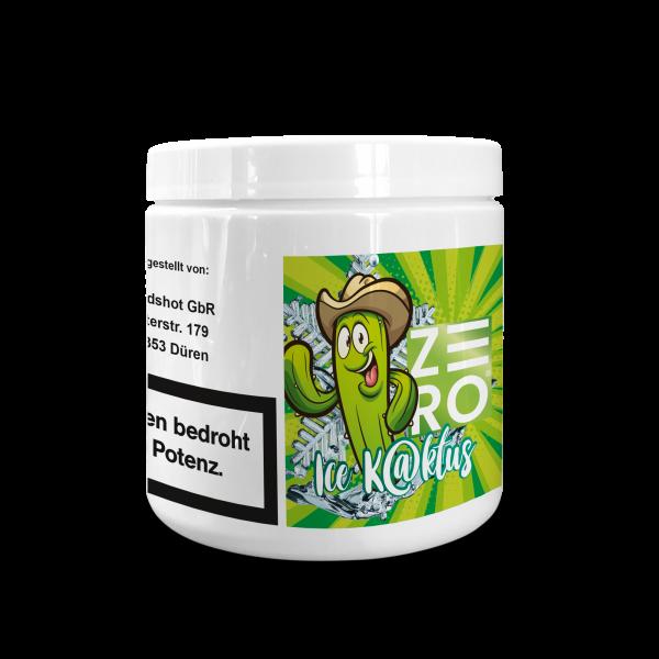 Zero Tabakersatz Nikotinfrei 200g - Ice K@ktus