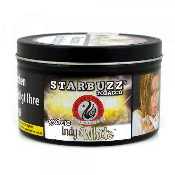 Starbuzz Tabak 200g - Indy White