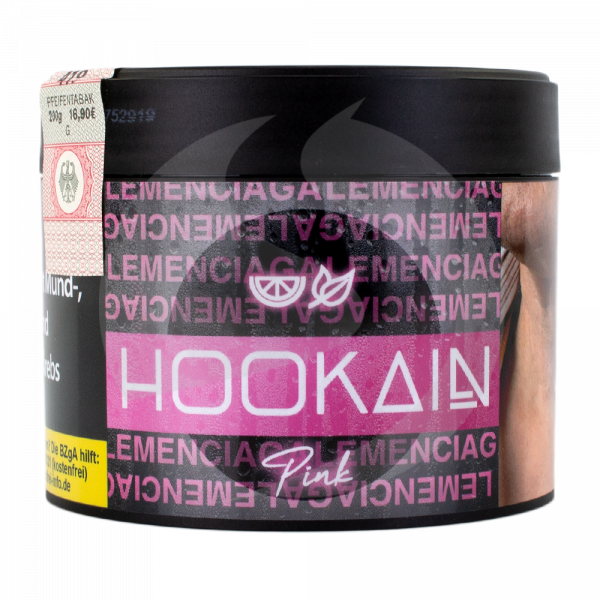 Hookain Tobacco 200g - Pink Lemenciaga