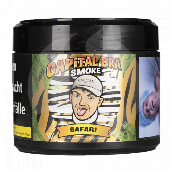 Capital Bra Smoke 200g - Safari