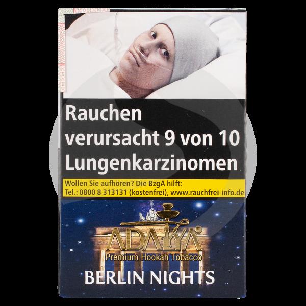 Adalya Tabak 50g - Berlin Nights