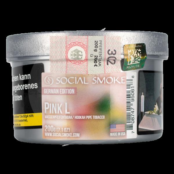 Social Smoke 200g - Pink L