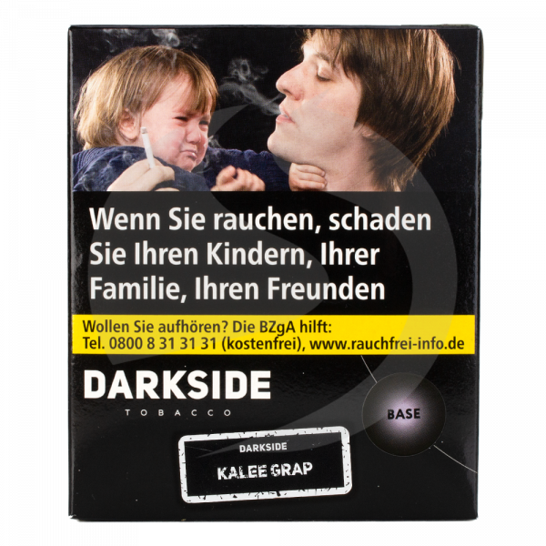 Darkside Tobacco Base 200g - Kalee Grap