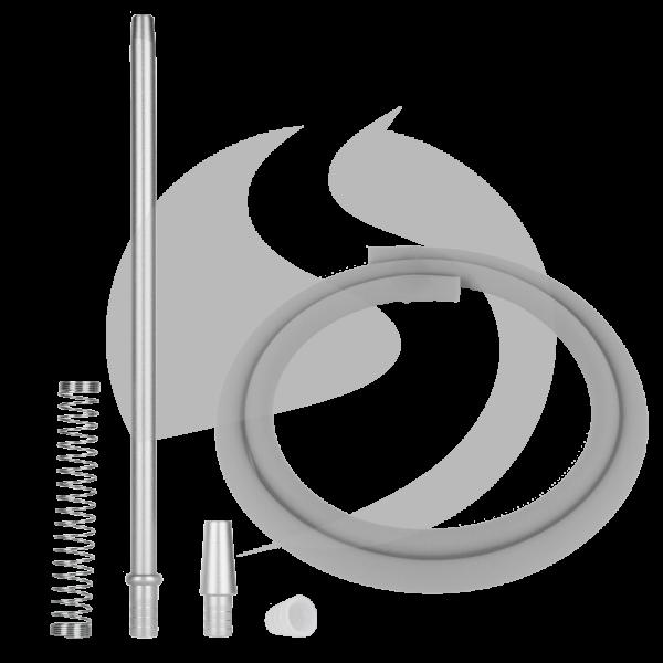 FlyCol Basic Schlauch-Set - Silber