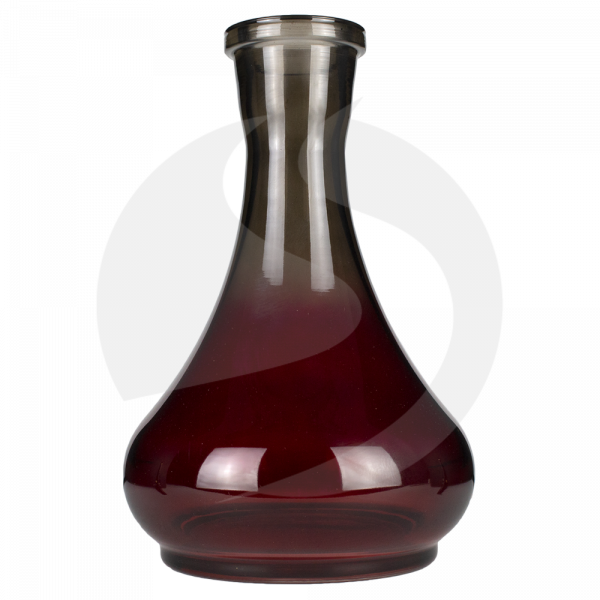 HW Drop Steck-Bowl - Red Black