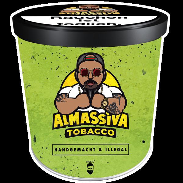 ALMASSIVA Tobacco 200g - Handgemacht & Illegal