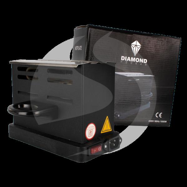 Diamond Toaster elektrischer Kohlenanzünder 1000W