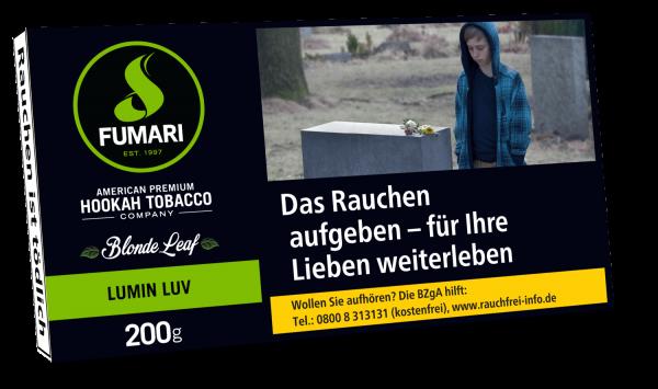 Fumari Tobacco 200g - Lumin Luv