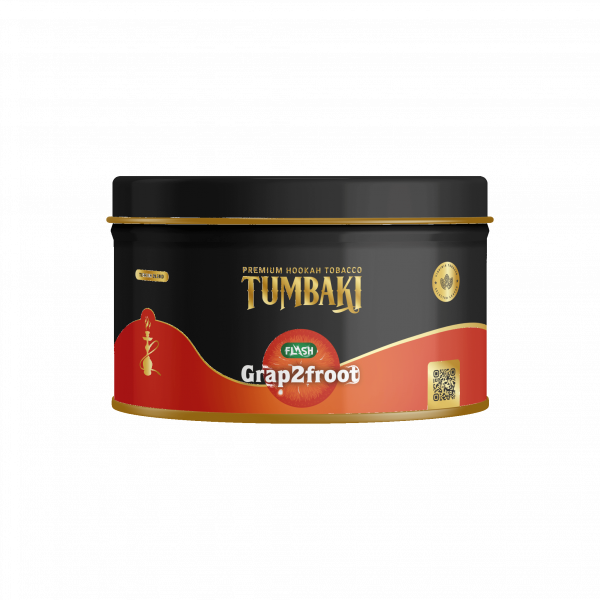 Tumbaki Tobacco 200g - Grap2froot Flash