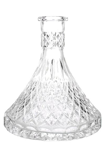 Kaya Steckglas Jewel - Clear