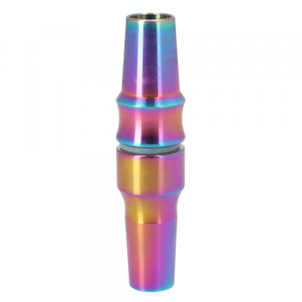 AO Kopfadapterset 18/8 Edelstahl - Rainbow