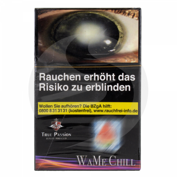 True Passion Tobacco 20g - WaMe Chi